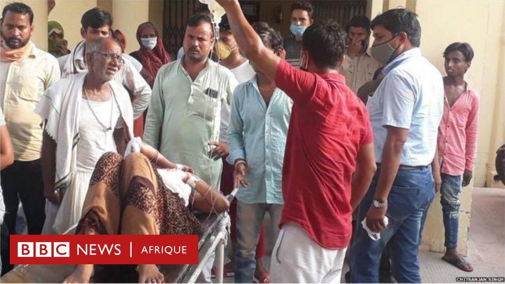 Inde : Une femme enceinte éventrée par son mari - BBC News Afrique