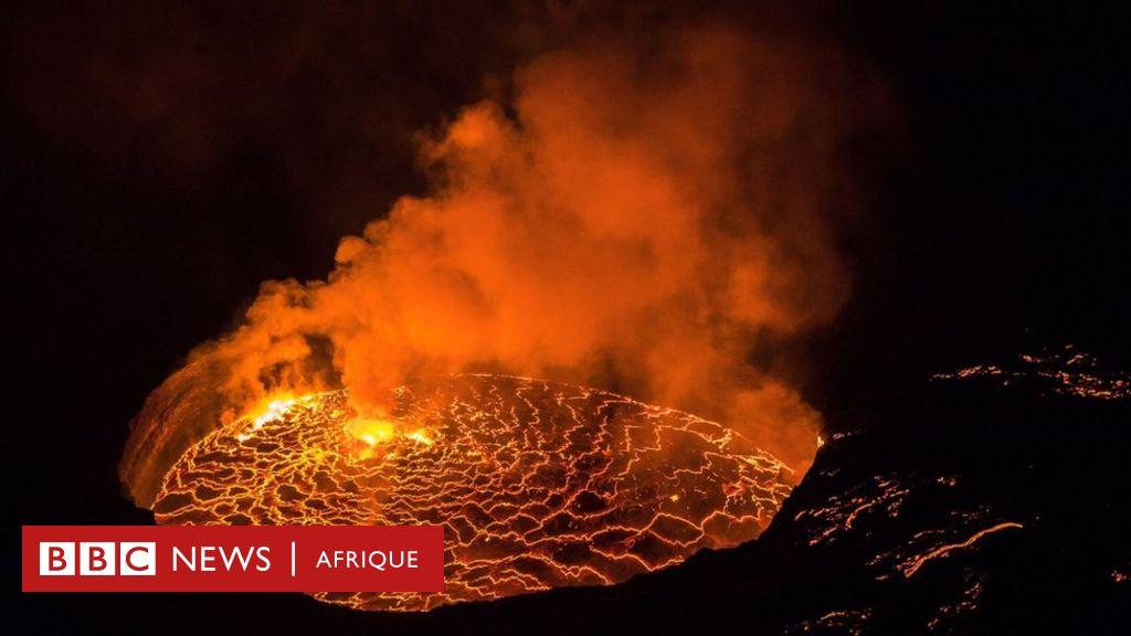 Le lac de feu mortel qui chauffe à 1000°C en Afrique