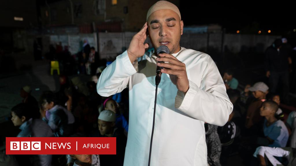 Comment le culte musulman contribue à pacifier les gangs du Cap - BBC News Afrique