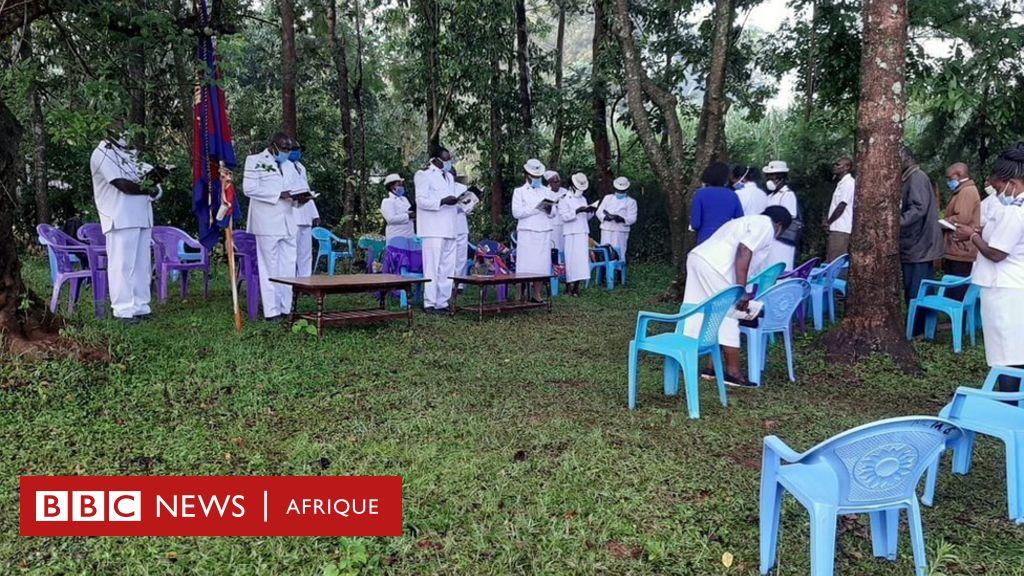 """Coronavirus au Kenya : """"Un Facebook Live, et rien d'autre, pour l'enterrement de mon cousin"""""""