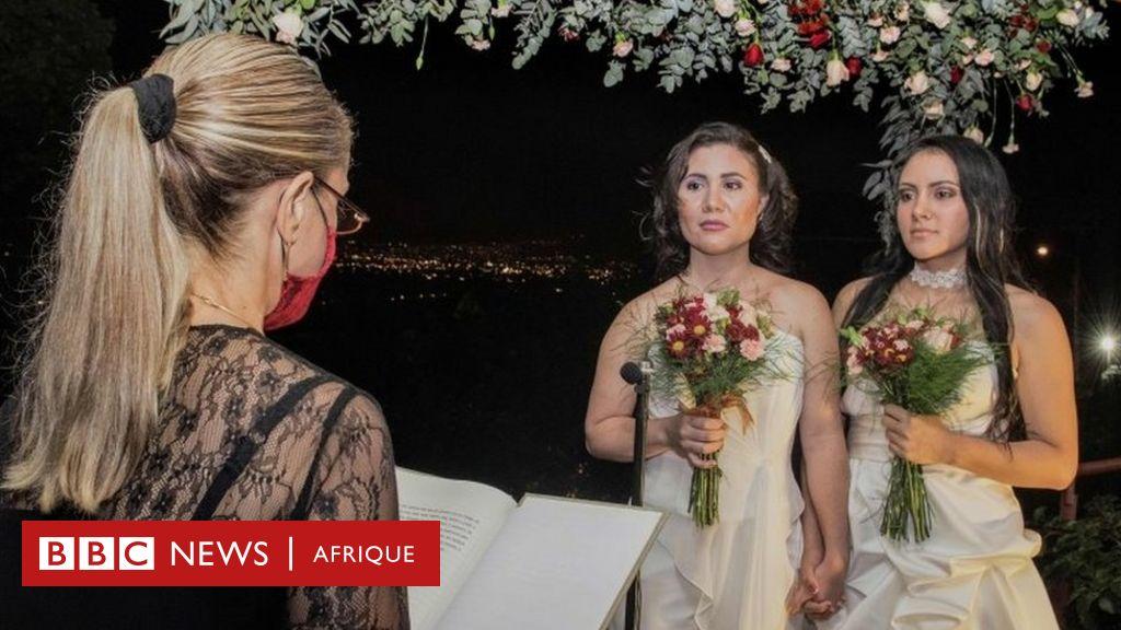 Le Costa Rica célèbre ses premiers mariages homosexuels