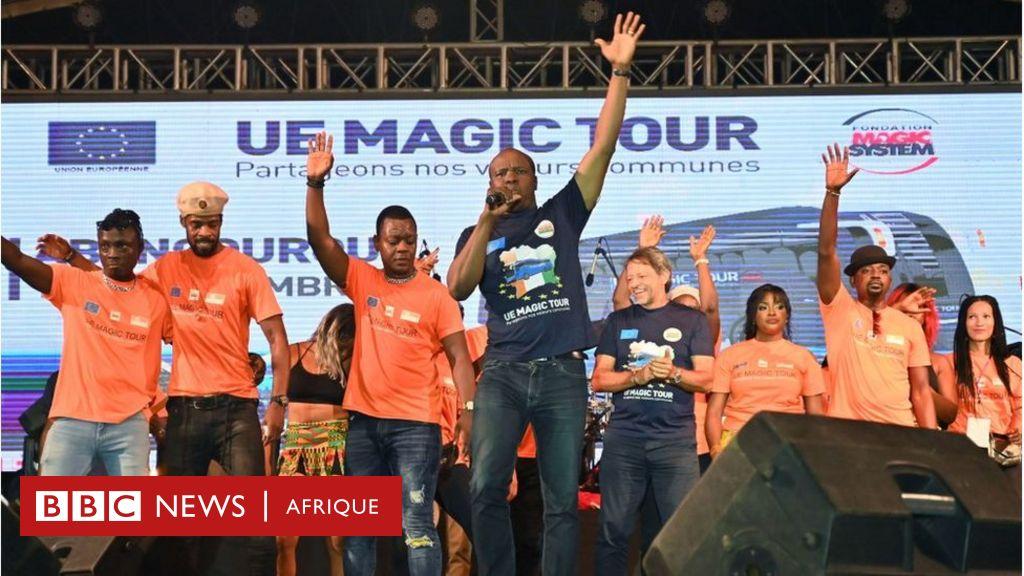 Magic System et des artistes ivoiriens chantent pour la paix