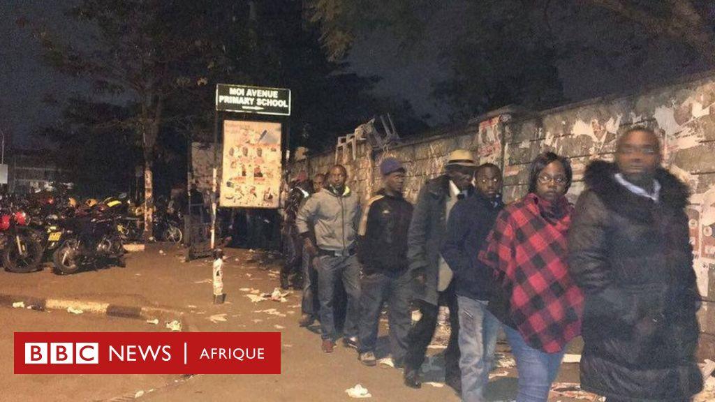 Elections kenya ouverture des bureaux de vote bbc afrique - Heure d ouverture des bureaux de vote ...