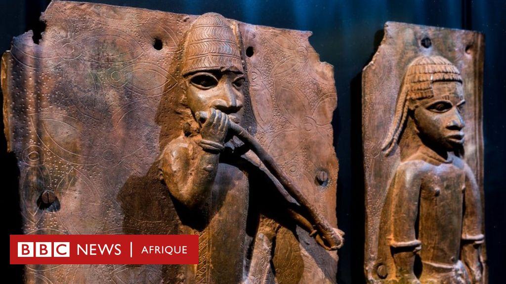 Une dispute au Nigéria compromet le retour des bronzes du Bénin - BBC News Afrique