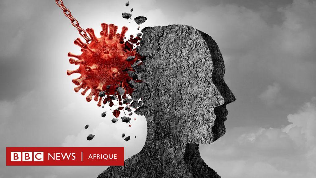 """Les symptômes neurologiques et psychiatriques du covid-19 sont """"la norme plutôt que l'exception"""" - BBC News Afrique"""