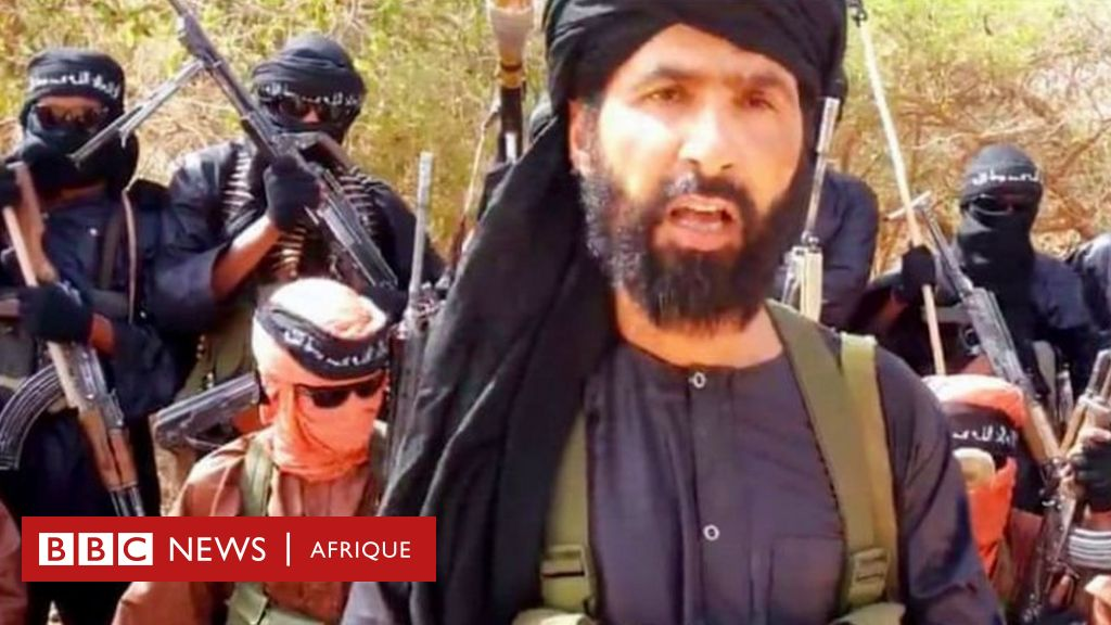Qui était Adnan Abou Walid Al Sahraoui, le chef djihadiste tué par l'armée française au Mali ? - BBC News Afrique