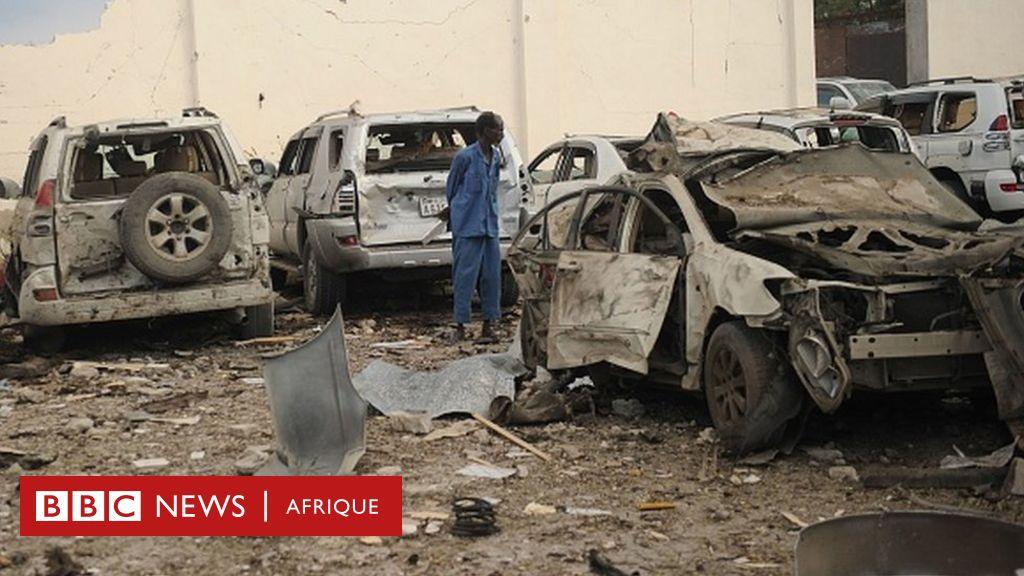 Somalie : 38 morts dans un attentat