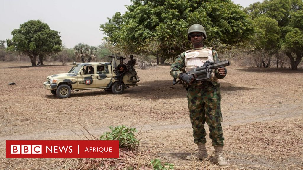 Des soldats nigérians protestent contre leur déploiement