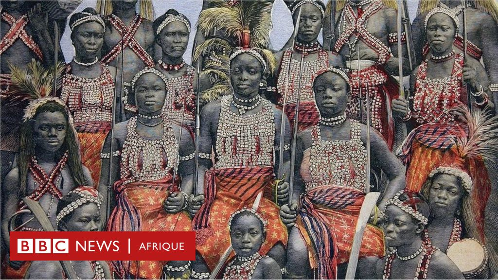 La légende des braves guerrières du Bénin - BBC News Afrique