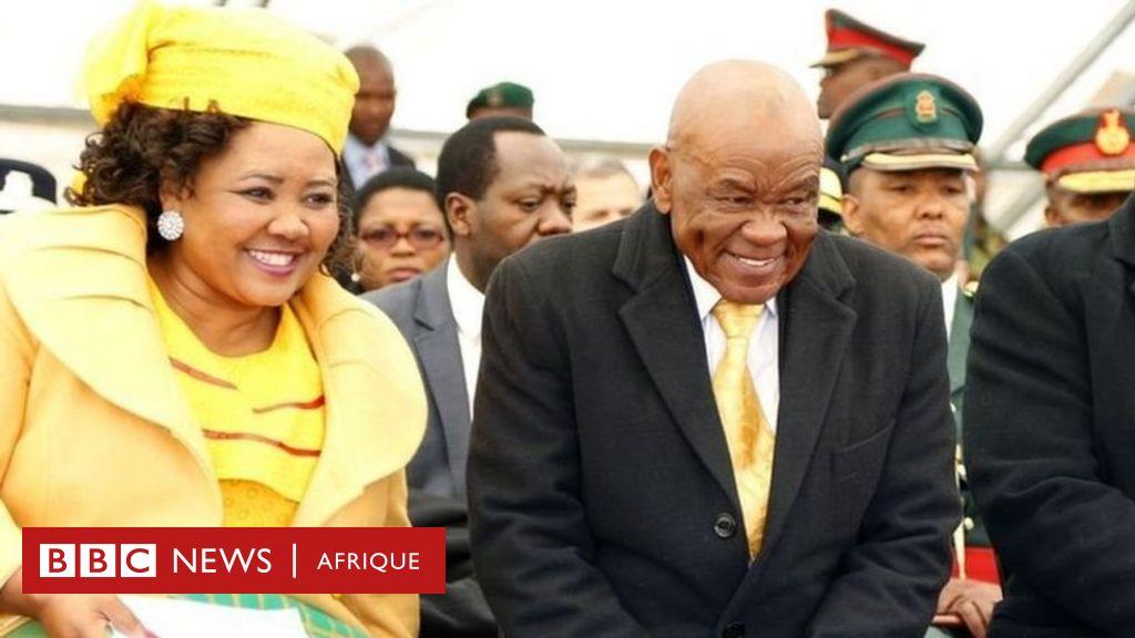 Le Premier ministre du Lesotho au tribunal