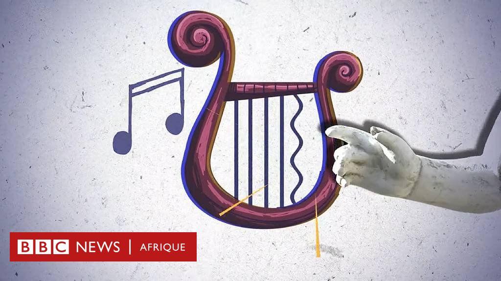"""La théorie des cordes ou comment comprendre l'univers à partir des """"mathématiques de la musique"""" de Pythagore - BBC News Afrique"""
