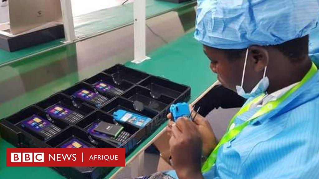 L'Ouganda ouvre une usine de fabrication de téléphones portables
