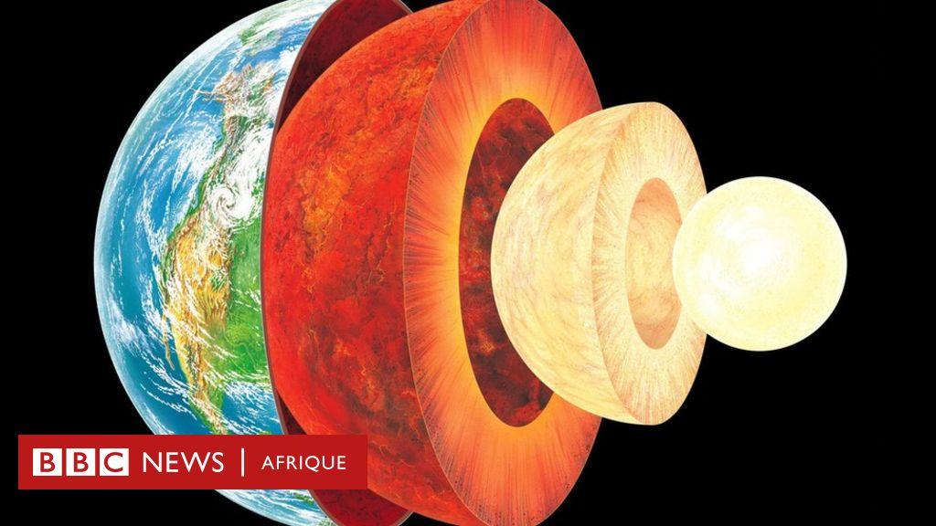 Le comportement étrange du noyau de la Terre que les scientifiques ne peuvent expliquer - BBC News Afrique