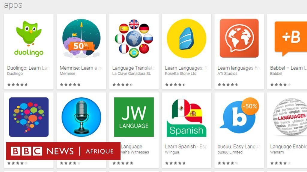 Les applications d'apprentissage des langues peuvent-elles remplacer la salle de classe?