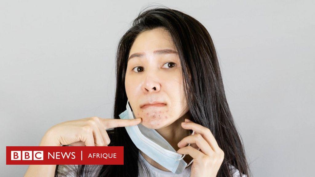 """""""Maskne"""" et maquillage audacieux : Comment les masques changent notre apparence"""