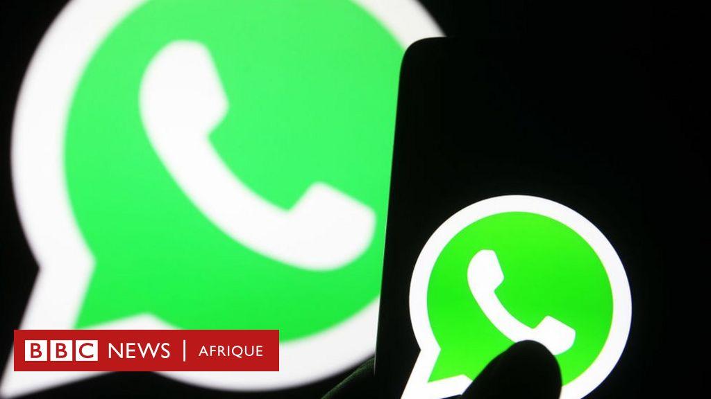 Que se passera-t-il avec votre WhatsApp si vous n'acceptez pas les nouvelles conditions d'utilisation avant le 15 mai ? - BBC News Afrique