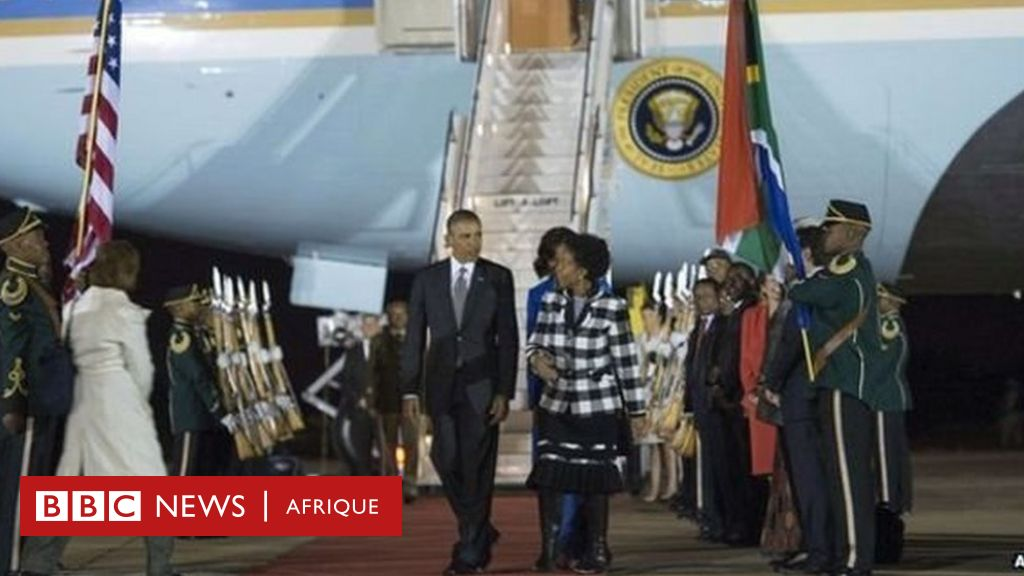 Afrique du Sud : Obama sera à la fondation Mandela