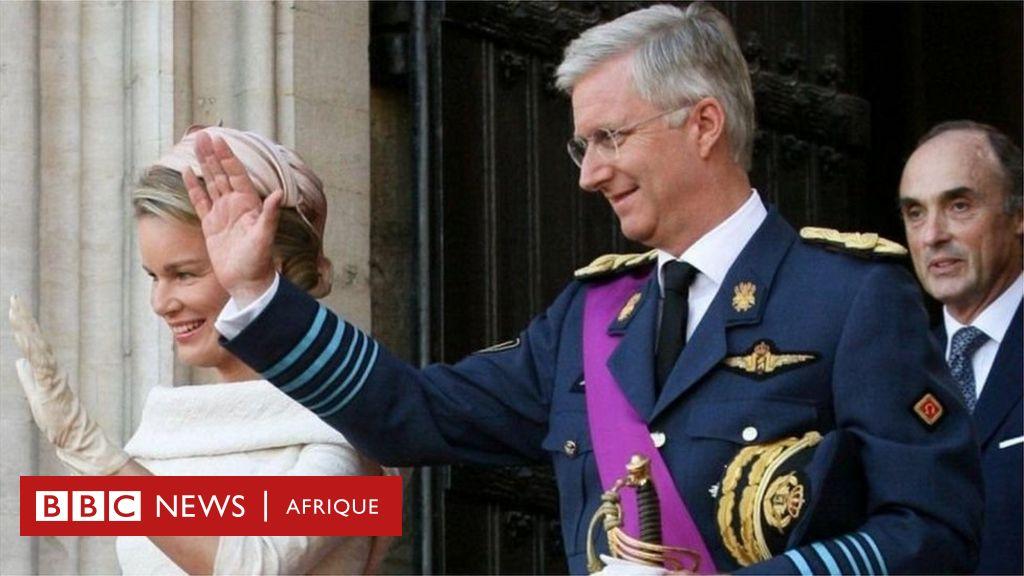 """Philippe, le roi des Belges, exprime ses """"plus profonds regrets"""" au Congo"""
