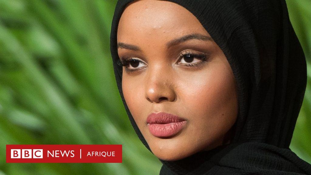 'Je me suis sacrifiée pour que d'autres mannequins musulmans puissent s'exprimer' - BBC News Afrique