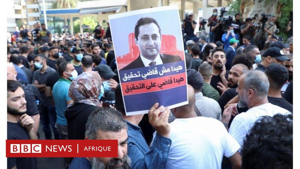 Qui est Tariq Bitar, et comment la division autour de lui a-t-elle conduit à des affrontements à Beyrouth ? - BBC News Afrique
