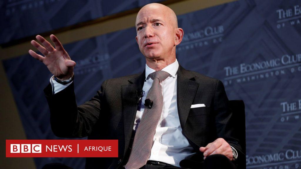 Jeff Bezos: pourquoi le patron d'Amazon quitte son poste de directeur général - BBC Afrique