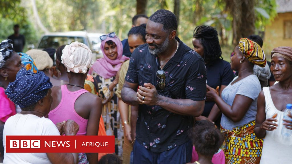 Idris Elba s'engage contre le changement climatique