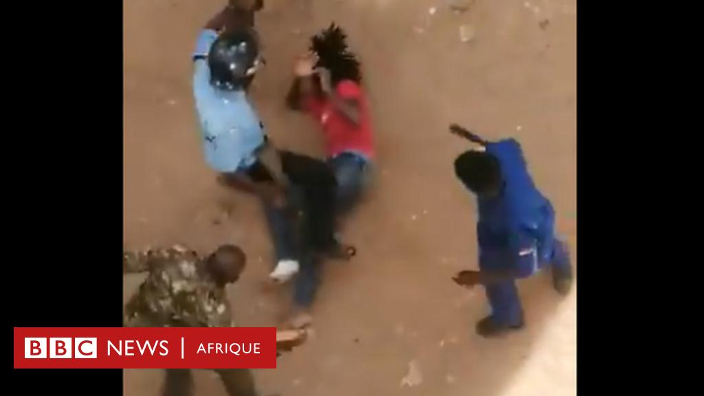 Au Kenya, plusieurs s'insurgent contre la brutalité policière après la diffusion d'une vidéo