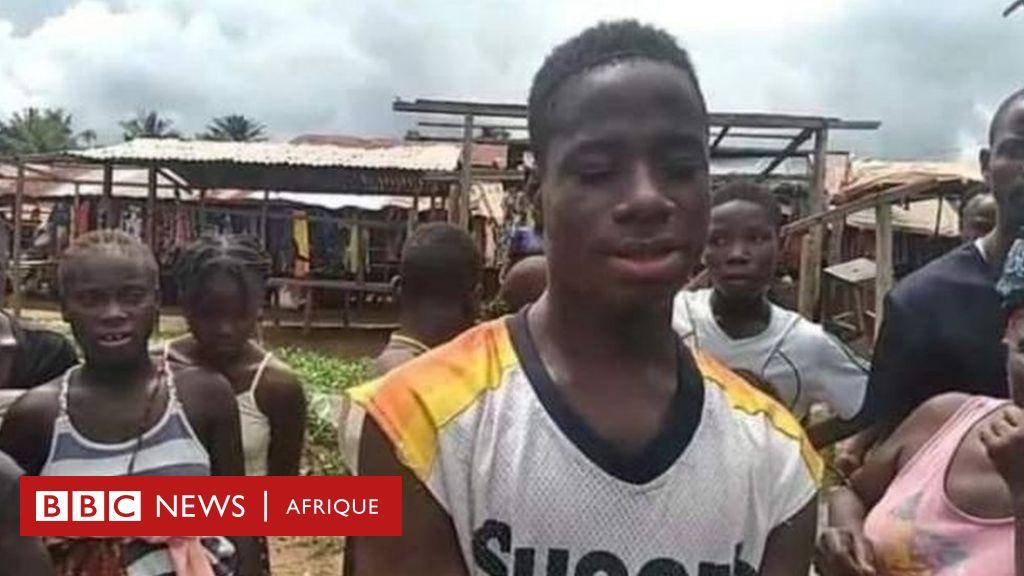 Un conducteur de moto-taxi rend un sac contenant 28 millions de francs CFA - BBC News Afrique