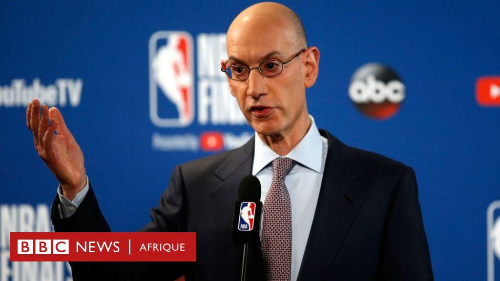 ddb6ee2f8 La NBA envisage de lancer un championnat de basket en Afrique - BBC ...