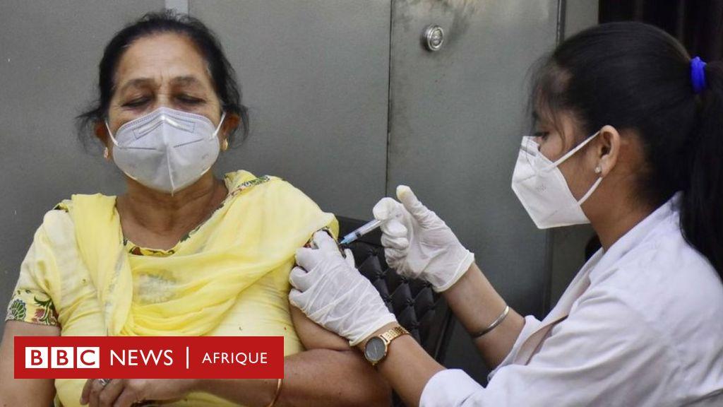 Pourquoi la crise du Covid en Inde aura un impact mondial sur les vaccins - BBC News Afrique