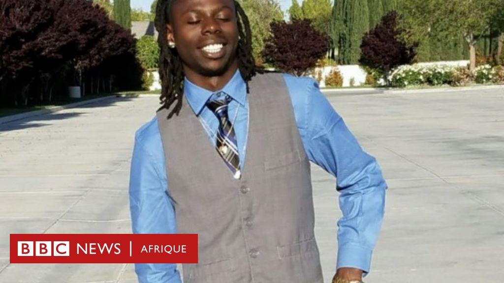 La mort par pendaison d'un afro américain considérée comme un suicide