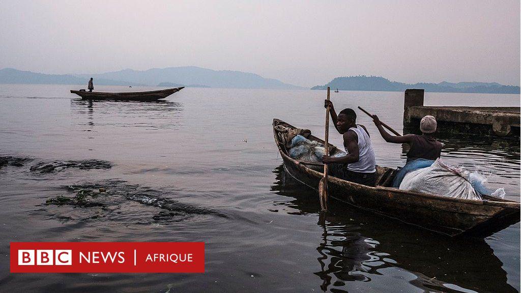 Le lac Kivu, un lac au pouvoir explosif en RDC - BBC News Afrique
