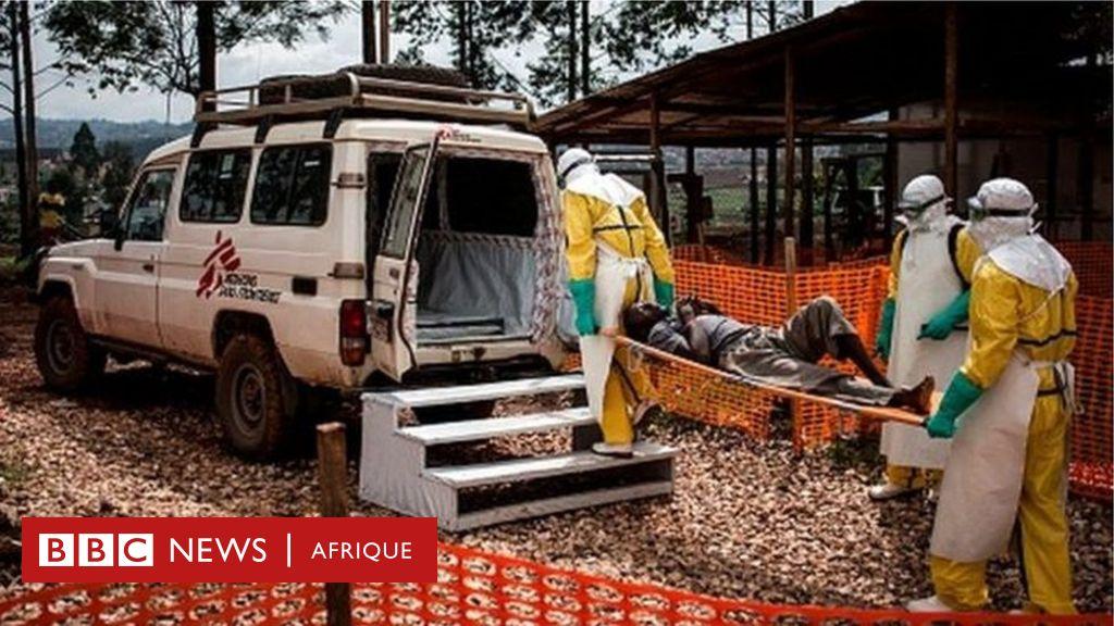 Premier cas confirmé d'Ebola à Goma à l'est de la RDC