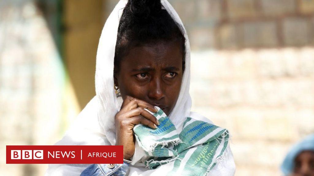 Comment une famine provoquée par l'homme conduit à une façon cruelle de mourir - BBC News Afrique