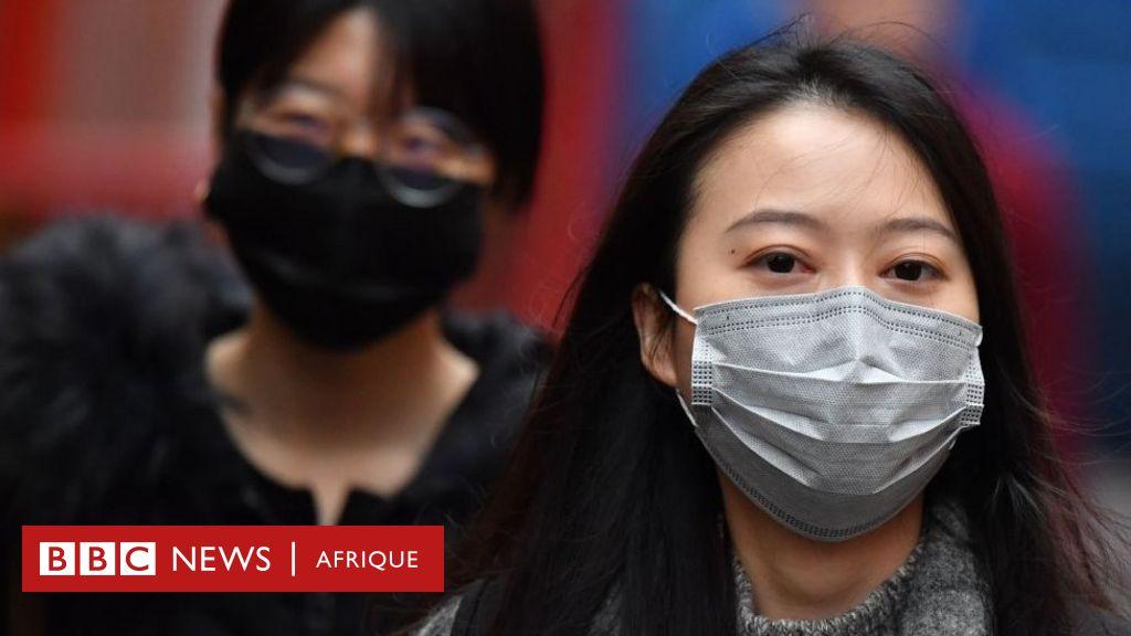 masque contre virus corona