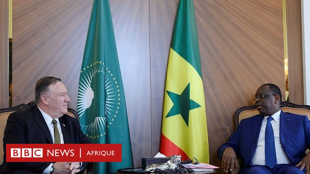 D'importants contrats signés entre sénégalais et américains