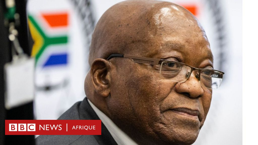Jacob Zuma: ' je ne suis pas le roi de la corruption'