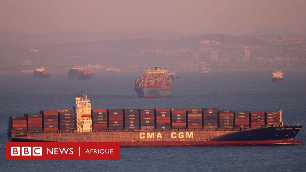 Amazon et Ikea s'engagent à expédier des marchandises sans émission de carbone - BBC News Afrique