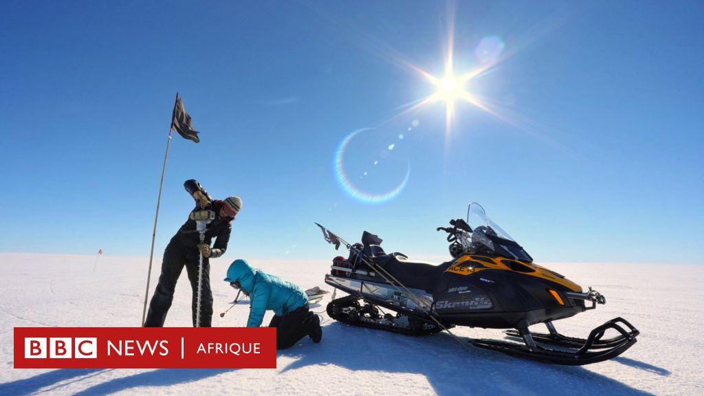 Le coronavirus restreint sévèrement la science en Antarctique