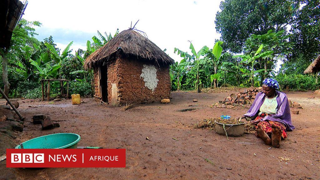 Le village ougandais dévasté par l'éléphantiasis