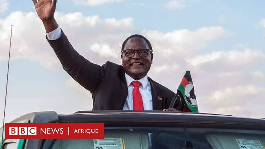 Le président Chakwera a prêté serment dimanche au Malawi