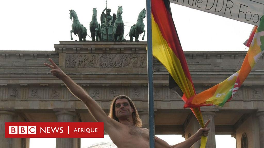 Pourquoi les Allemands adorent être nu en public