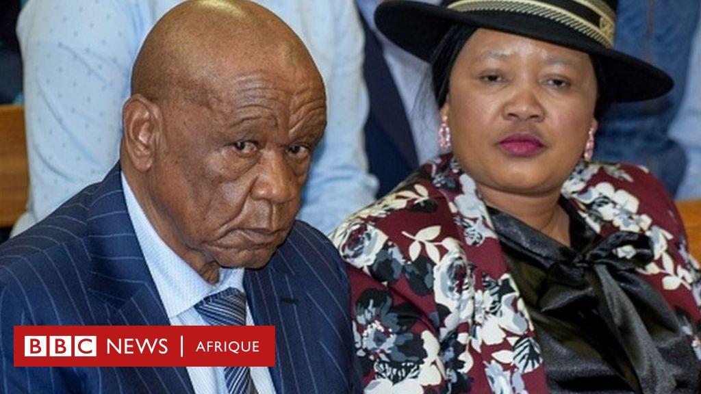 Moeketsi Majoro remplace Thomas Thabane comme premier ministre au Lesotho
