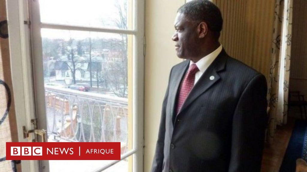 Présidentielle en RDC: les inquiétudes du Dr Mukwege
