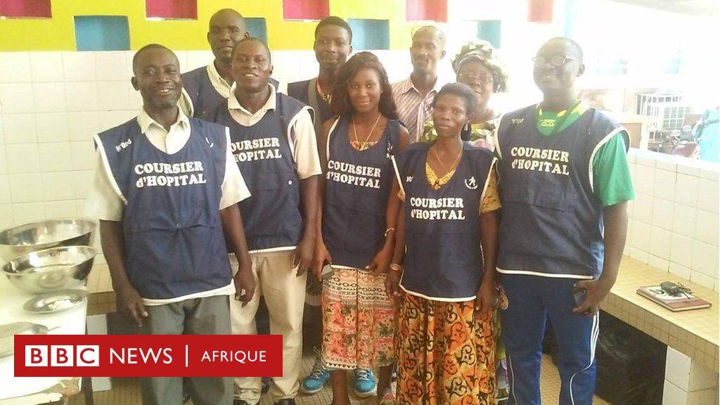 """""""Coursier d'hôpital"""" au secours des malades au Togo"""