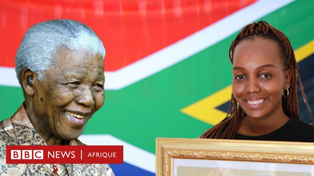 """Mon arrière-grand-père, Nelson Mandela, serait """"malheureux"""" de l'Afrique du Sud de 2020"""