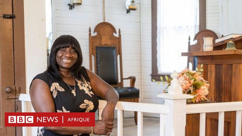 La femme qui se bat pour préserver les traditions des Gullah, descendants d'esclaves africains aux Etats-Unis - BBC News Afrique