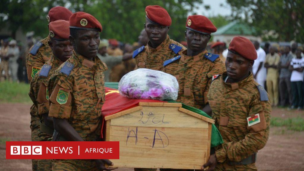 Une dizaine de soldats tués dans le nord du Burkina