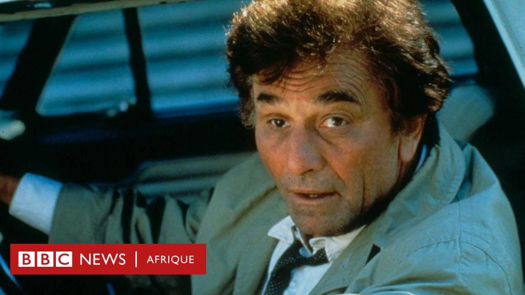 Pourquoi le monde aime toujours la série policière Columbo des années 1970 - BBC News Afrique