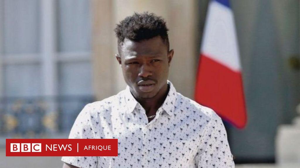 IBK reçoit Mamadou Gassama